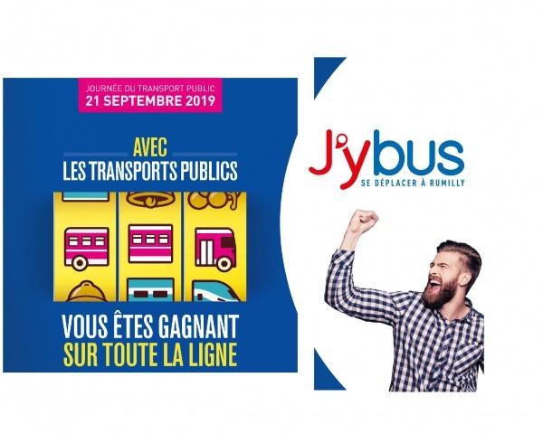 Journée du Transport Public - Samedi 21 Septembre